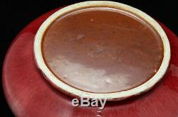 A large Chinese antique porcelain flambe red washer bowl 18th/19th century
