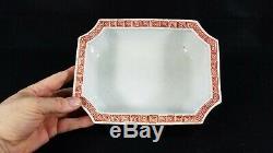 Antique Chinese Export Porcelain Planter Bowl