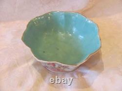 Antique Chinese Porcelain Bowl Seal Mark 19th Century