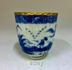 Antique Chinese Porcelain Tea Cup circa 1790