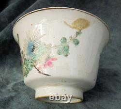 CINA (China) Old Chinese porcelain bowl
