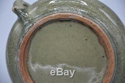 Chinese Antique Celadon Glazed Porcelain Censer/Incense Burner