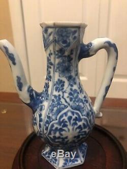 Chinese Antique Porcelain Ewer Kangxi Period