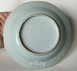 Chinese Canton Export Porcelain Bowl Plate dish 18th c