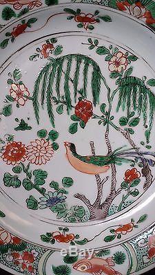 Chinese Export Porcelain Kangxi Famille Verte