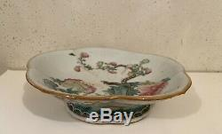 Chinese Famille Rose Antique Porcelain Bowl