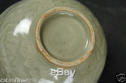 Song Dynasty Old Longquan Porcelain Bowl Chinese Antique Ceramic China Ware #525